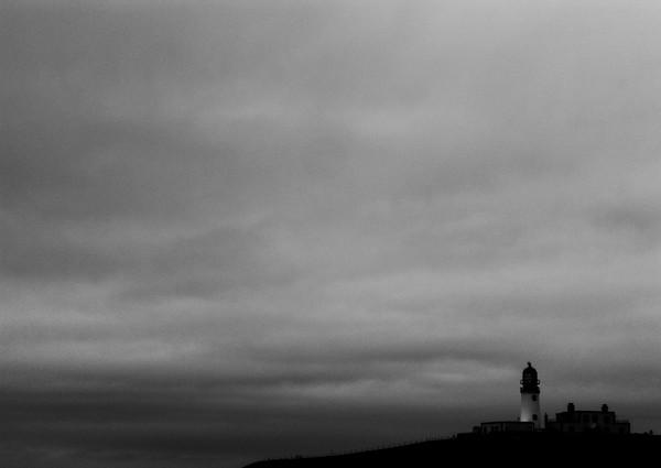 <strong>Killantringan Lighthouse.</strong><br />Copyright Haydn Williams 2009