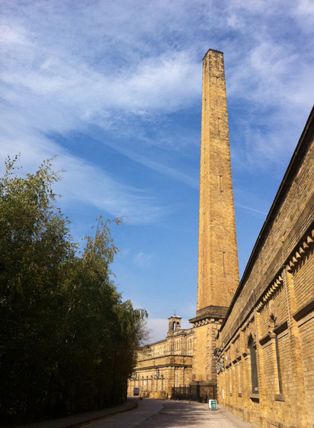 Salt's Mill, Saltaire. (c) Haydn Williams 2011