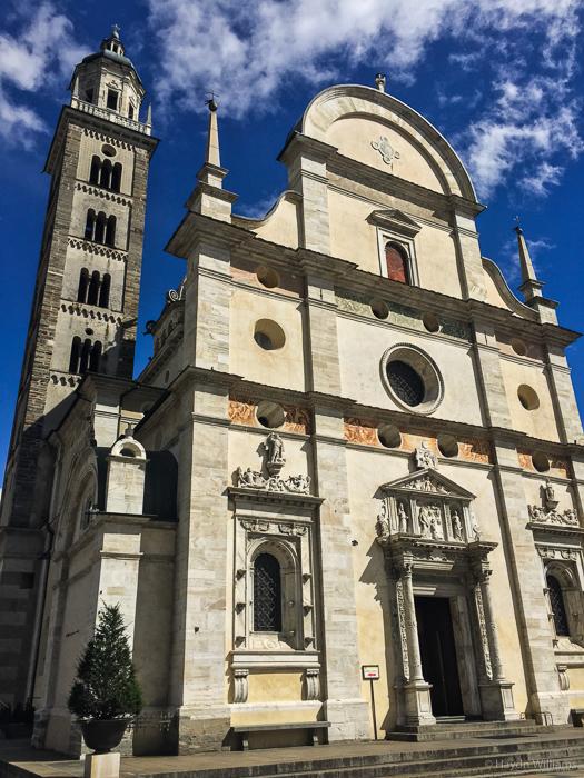 Santuario Madonna di Tirano. ©Haydn Williams 2016