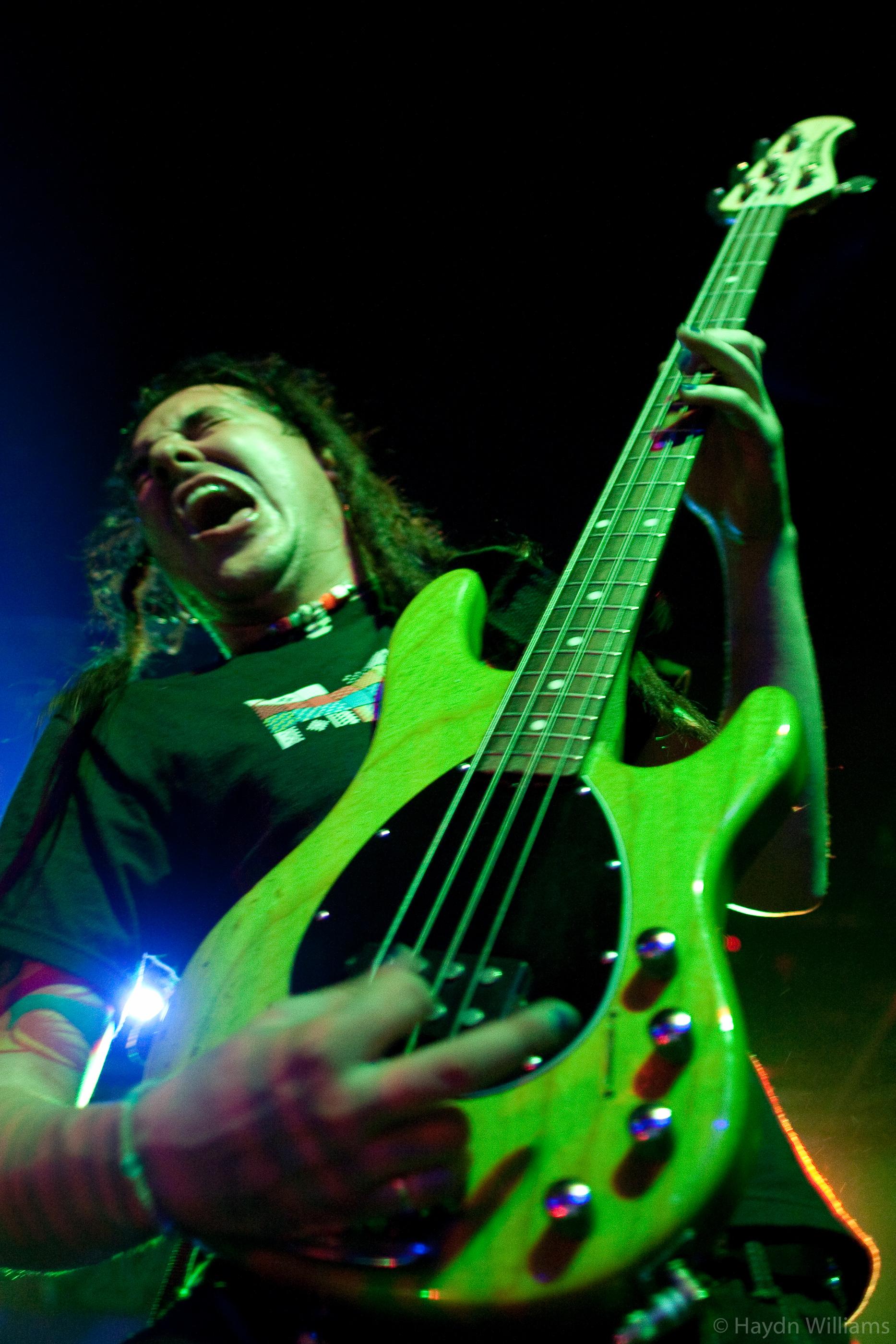 Less Than Jake - Rock City, Nottingham - April 2006. ©Haydn Williams 2006