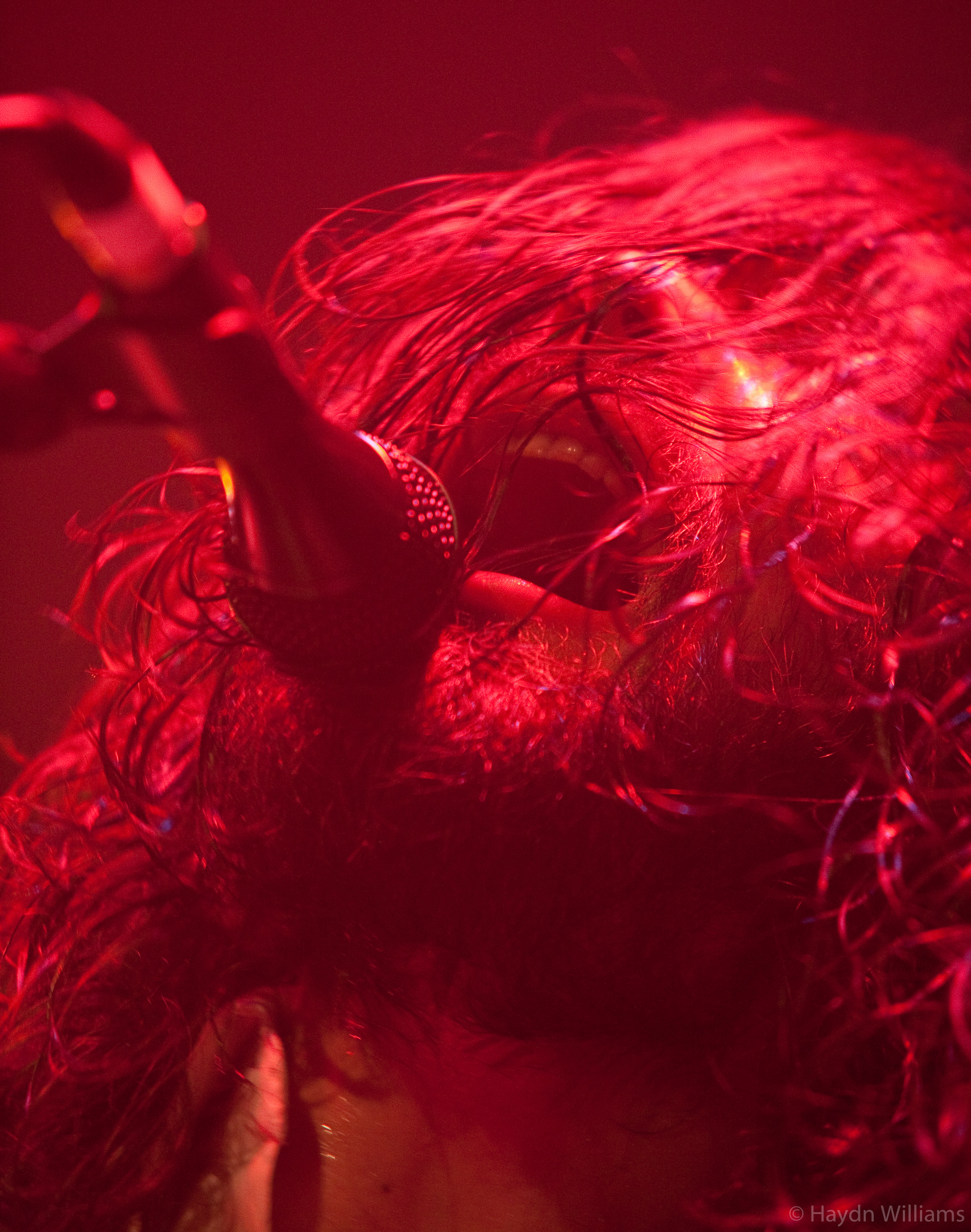 Biffy Clyro - Venue, Leicester - February 2008.© Haydn Williams 2008