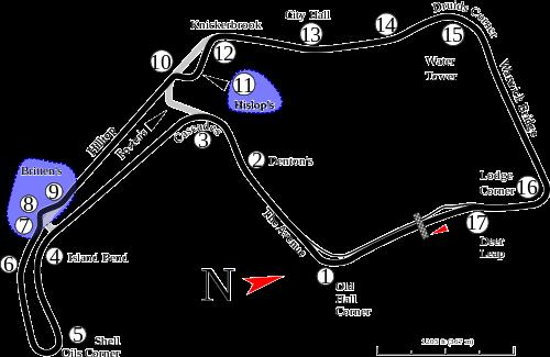 Oulton Park. © Will Pittenger http://commons.wikimedia.org/wiki/User:Will_Pittenger