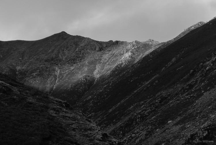 Hall's Fell Ridge, Blencathra. © Haydn Williams 2014