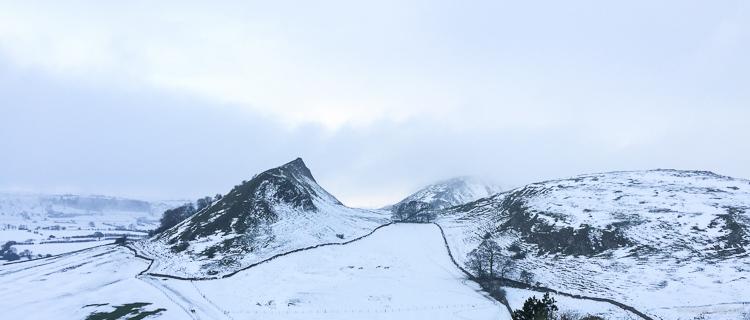 The White Peak - unexpectedly interesting. © Haydn Williams 2014