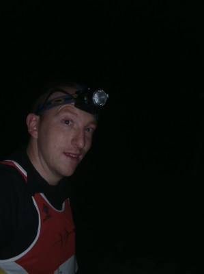 About to head to the start of the Dash in the Dark. © Haydn Williams 2015