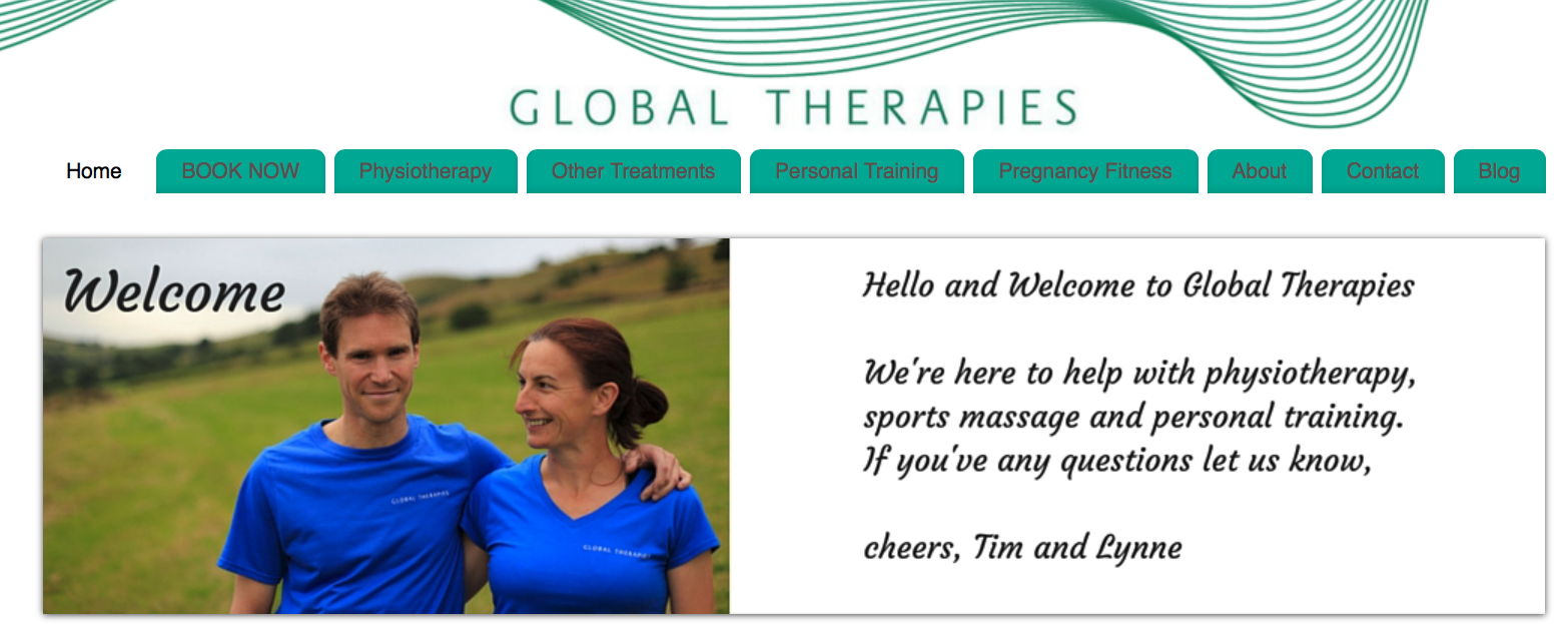 This post is NOT sponsored by Global Therapies, I promise!