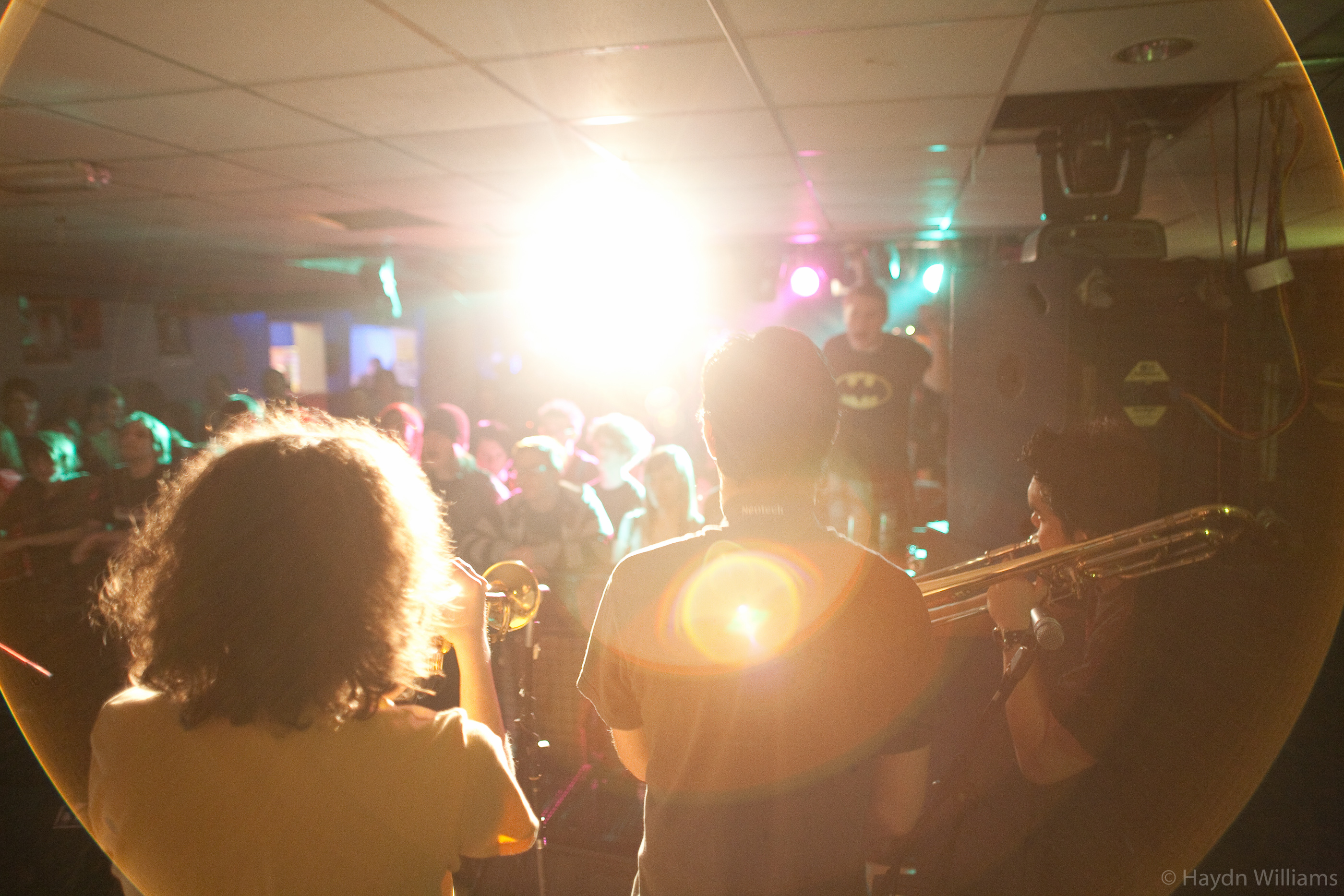Jesse James - Met Lounge, Peterborough - March 2007. ©Haydn Williams 2007