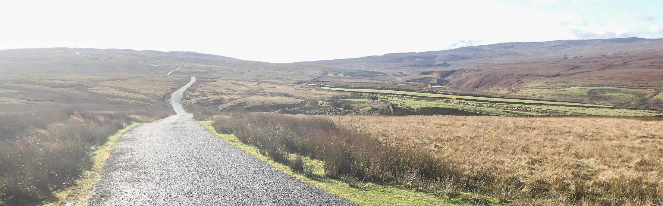 Awesome road on the way to Gisburn. © Haydn Williams 2017