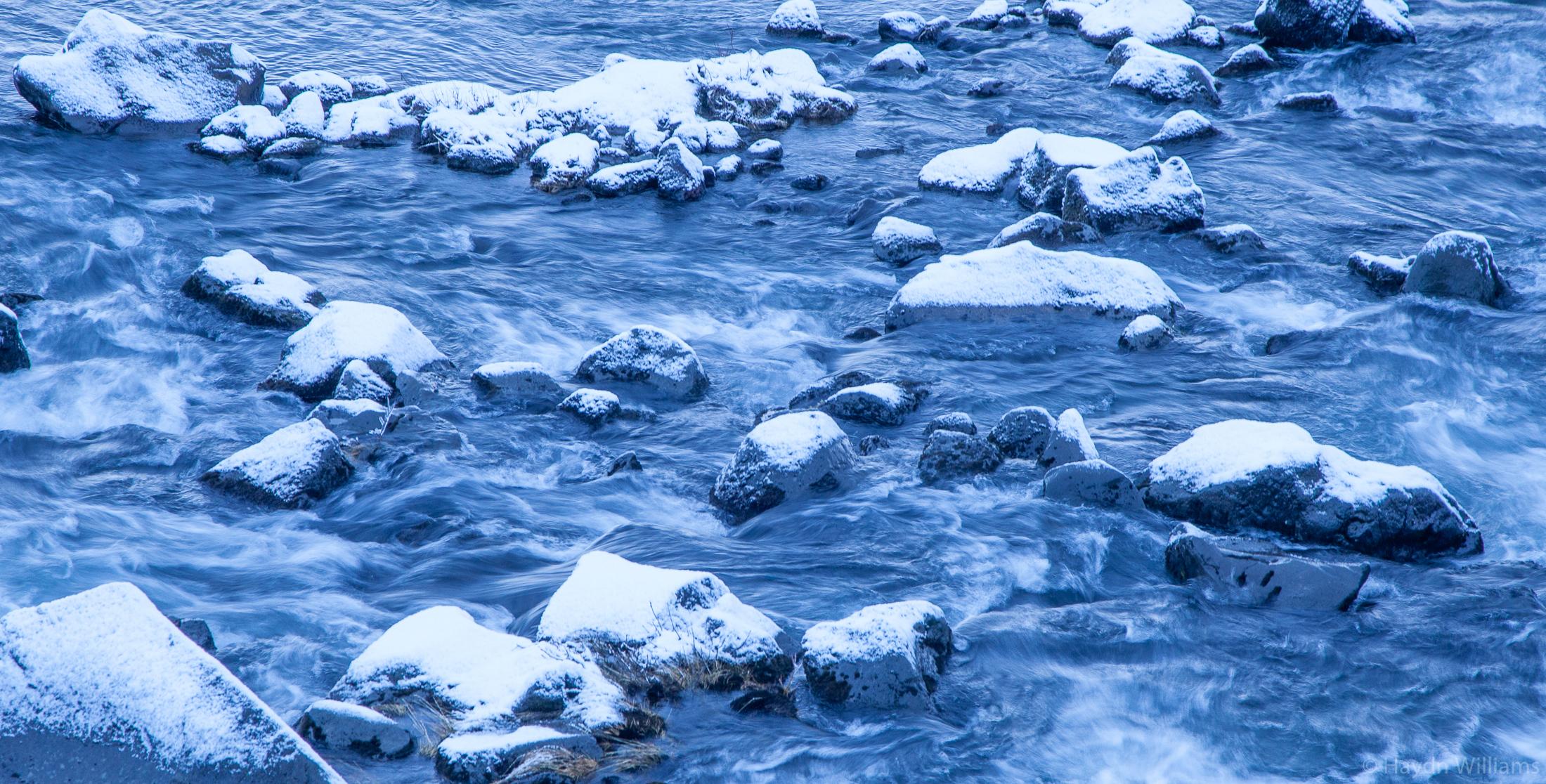 Öxará river, Þingvellir National Park. © Haydn Williams 2019